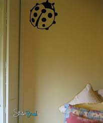 Vinyl Wall Decal Sticker Lady Bug 596 Stickerbrand