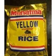 mahatma rice long grain saffron