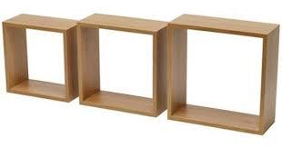 duraline triple cube storage knotty