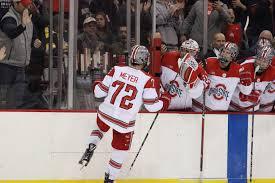 men s hockey no 7 ohio state stays on