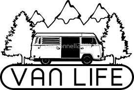60 Van Life Stickers Ideas Stickers Van Life Tumblr Stickers