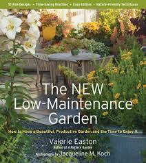 the new low maintenance garden how to