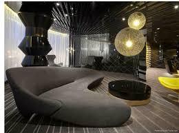 sofa firbergl moon sofa zaha hadid