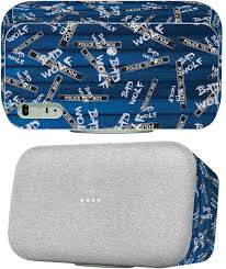Amazon Com Mightyskins Skin Compatible With Google Home Max Time Travel Boxes Protective Durable And Unique Vinyl Decal Wrap Cover Easy To Apply Made In The Usa