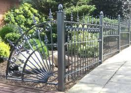 Metal Garden Fencing Paperblog