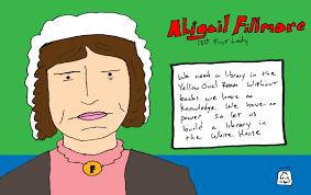Abigail Fillmore   mini dove comics