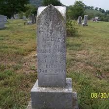 """Adlade """"Addie"""" Fox Epps (1845-1890) - Find A Grave Memorial"""