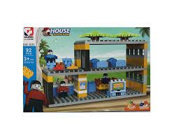 Bộ Đồ Chơi Lego Xây Dựng Nhà Bếp 35009B - HAPPY TIME