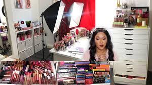my makeup room tour saubhaya makeup