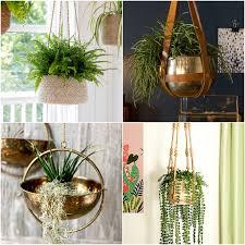 13 best indoor hanging planters