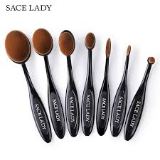 sace lady makeup brushes set