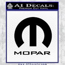 Mopar Full Decal Sticker A1 Decals
