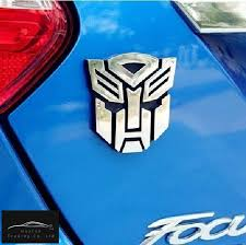 Optimus Prime Toy Funny This Vehicle Is A Transformer Autobot Bumper Sticker Automobilia Collectibles