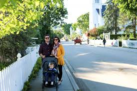 a trip to mackinac island our first