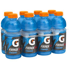 gatorade thirst quencher fierce sports