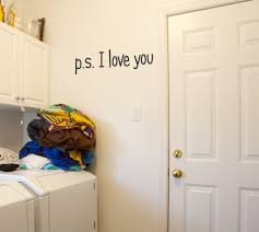 P S I Love You Wall Decal 9 99 Arise Decals