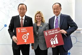 UN Announces High-Level Panel On Women's Economic Empowerment - Global  Urban Commons