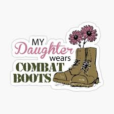 Army Daughter Stickers Redbubble