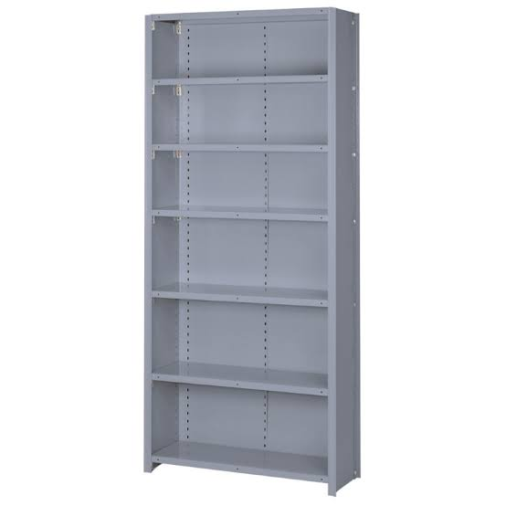 Image result for metal shelving units