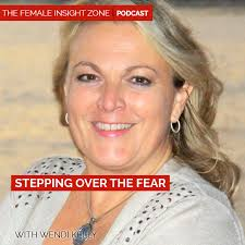 Wendi Kelly: Stepping Over the Fear - Red Zone Leadership Foundation