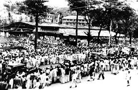 In photos: When Gandhi's message was a mass movement, from ...