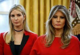 Melania vs Ivanka Trump in fashion – what do Donald Trump's wife ...