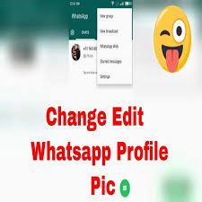 whatsapp profile picture on android
