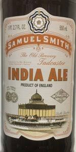 India Ale | Samuel Smith Old Brewery (Tadcaster) | BeerAdvocate