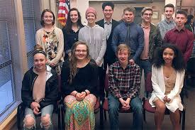 Snohomish Kiwanis awards its Students of the Quarter | HeraldNet.com