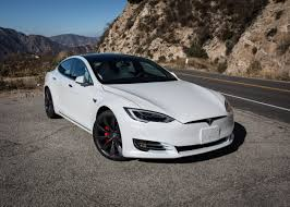 First Drive: Tesla Model S P100D - Men ...