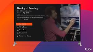 FOX Entertainment's AVOD Service Tubi Adds 30 Seasons of Cult Phenom The  Joy of Painting Featuring Bob Ross | Business Wire