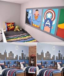 Wall Mural Inspiration Ideas For Little Boys Rooms Little Boys Rooms Boy Room Boys Bedrooms