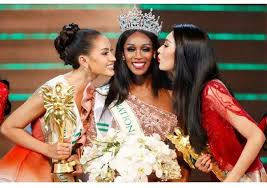 First black woman to win top international transgender beauty pageant