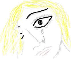 Resultado de imagem para tristeza desenho