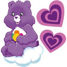 Carebear Wall Stickers Totally Movable