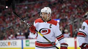 Ex-Capital Justin Williams ready for Hurricanes' 1st home playoff ...