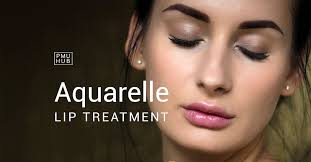 this is why aquarelle lips are getting