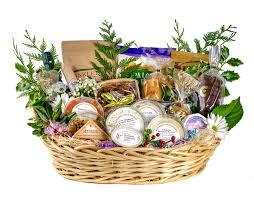 gourmet gift baskets elephants