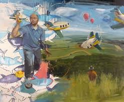2015 Recipient: Dustin Rogers - Kendall MFA Award - Fine Art Gallery -  Ferris State University