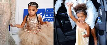 "North West and Blue Ivy Carter Have Never ""Played Together,"" Says Kanye  West 