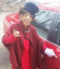 Ruby Smith Ledbetter Sunday August 16th 2020, death notice, Obituaries,  Necrology