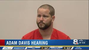 "Death row killer Adam ""Rattlesnake"" Davis due in court ahead of re ..."