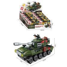 Bộ lego đồ chơi lắp ráp bộ xếp hình xe tăng đại bác chiến đấu 8 trong 1 cho  bé, giá chỉ 160,000đ! Mua ngay kẻo hết!