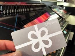 can i use jcpenney gift card at sephora