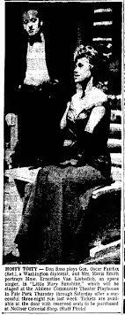 "1962/10/04 ""Little Mary Sunshine"" pic (Don Ross, Mrs. Mavis Smith) -  Newspapers.com"