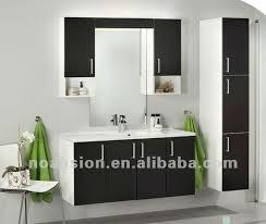 high gloss pvc bathroom cabinet