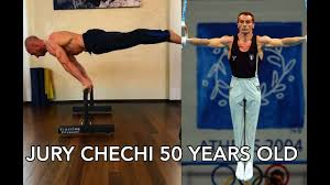 The Lord of the Rings Jury Chechi - 50 years old 😱😱 - YouTube