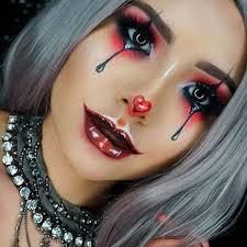 unique makeup looks for halloween cute