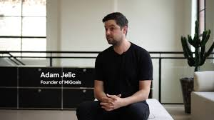 Adam Jelic, Founder of MiGoals - Generation Inspired (Clip 2) - YouTube