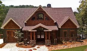 craftsman house plans craftsman style
